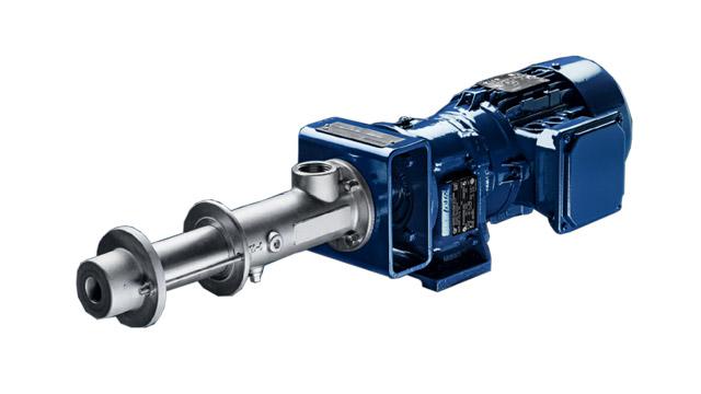西派克螺杆泵BR.D.CN加药泵
