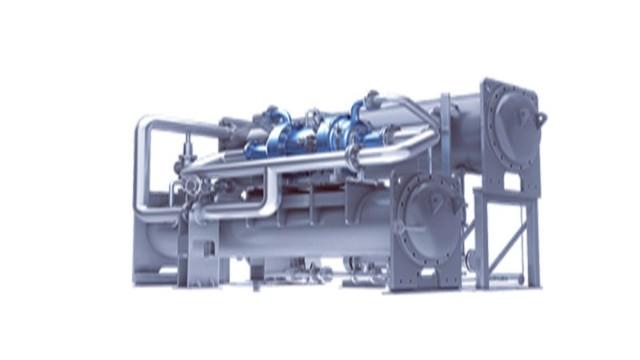 磁悬浮透平膨胀机