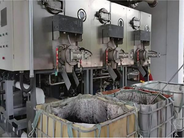 常熟某化工厂低温蒸发器案例现场