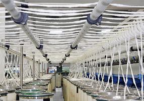 纺织污染应用