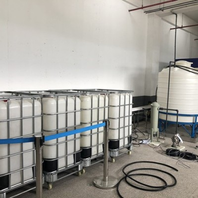 低温真空浓缩设备处理垃圾渗滤液-弗洛德